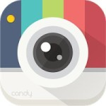 Cómo cambiar el logo a Candy Camera