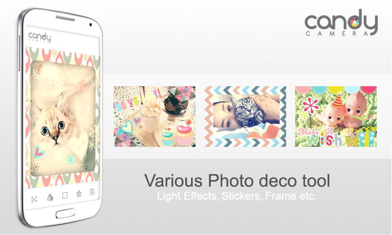descargar candy camera para tablet