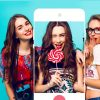 Sweet Selfie – Candy New Name, aplicación de cámara para Android