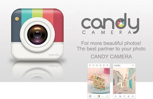 candy camera descargar