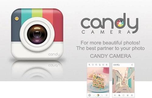 Descargar Candy Camera para PC Windows