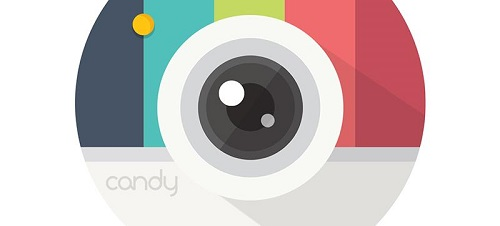 descargar candy camera logo