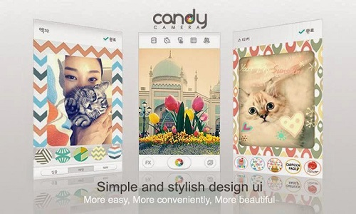 descargar candy camera tablet